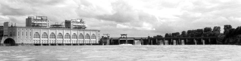 Волховская ГЭС имени В. И.